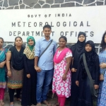 An Educational Visit to Meteorological Department-2