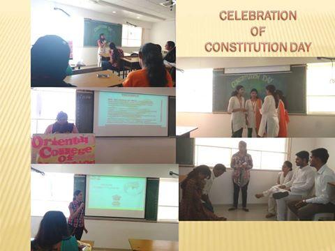 Samvidhan Divas Celebrated