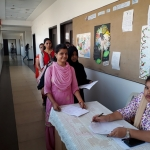 Registration for campus placement at OCER Andheri